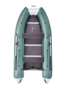 Лодка ПВХ STEFA 3200 МК Gold под мотор надувная