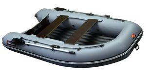 Лодка ПВХ Хантер 310 А надувная под мотор