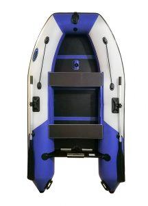 Лодка ПВХ STEFA 335 надувная под мотор