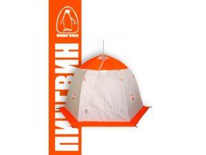 Фото Зимняя палатка Пингвин 3 Термолайт